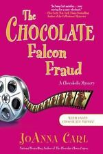 Chocoholic Mystery: The Chocolate Falcon Fraud 15 by JoAnna Carl (2015, Hardcov…