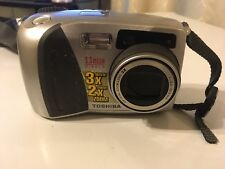 Toshiba PDR M65 3.3 MP Digital Camera - Silver