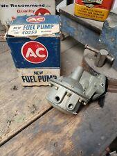 NOS NEW AC fuel Pump 40253 Chevrolet Truck 1963 1964 1965 6 cylinder 6415848