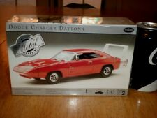 DODGE CHARGER DAYTONA, METAL BODY with PLASTIC PARTS MODEL KIT CAR, SCALE: 1:43