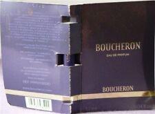 New BOUCHERON Eau de Parfum 1.2 ml ./ 04 fl oz Spray MADE in FRANCE