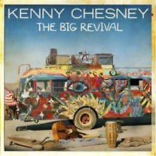 Kenny Chesney-The Big Revival  CD NEW
