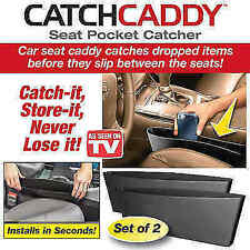 Catch Caddy Seat Pocket Catcher Set Of 2 Pcs Car Organizer Accessory
