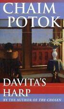 Davita's Harp Potok, Chaim Mass Market Paperback