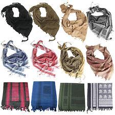 PLO Foulard Shemag Plusieurs couleurs Pali châle écharpe d'HIVER Arafat de tête
