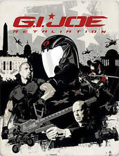 G.I. Joe: Retaliation (Blu-ray Disc, Steelbook Only  Best Buy)