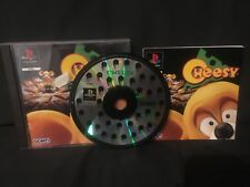 CHEESY - PS1 Playstation One Pal Ita - Retrogame - COMPLETO spiderman