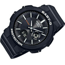 Casio Baby-G Wanderer Series Black Resin Band Watch BGA255-1A BGA-255-1A