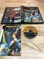 Dragon's Lair 3D: Return to the Lair Nintendo GameCube 2002 Complete *