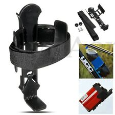 Outdoor MTB Bike Bicycle Cycling Water Drink Bottle Cage Holder Rack Tube Clamp