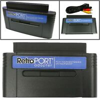 NES to SNES Cartridge Adapter Converter For Super NS SNES SFC Console #JIA