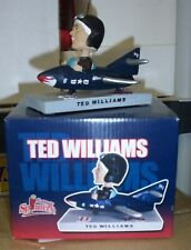 Ted Williams Fighter Pilot 2008 Lowell Spinners Bobblehead SGA