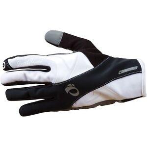 Pearl Izumi Elite Cyclone Gel Cycling Women's Gloves 14241404 White/Black Large