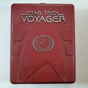 STAR TREK VOYAGER, SEASON 3 (DVD, 7 DISC BOX SET, LTD EDT, HARDCASE, R4, 2004)