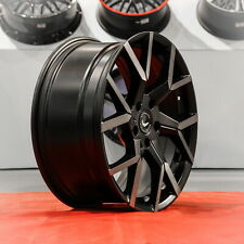 Barracuda Tzunamee Evo Felge 8x18 LK 5x100 ET43 in Dark Gunmetal brushed