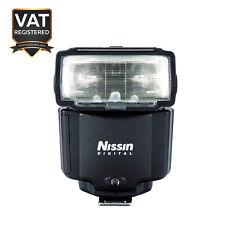 Nissin i400 TTL Flash for Micro Four Thirds Cameras - Black