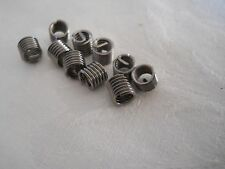 Holley  HELI-COIL Thread Inserts, Fuel Bowl Repair - Ten Pack