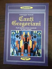 D19  Canti Gregoriani - Giuseppe Vettori - 1999
