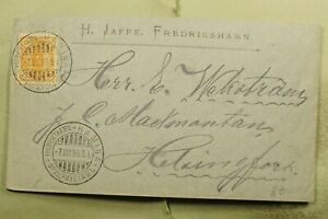 DR WHO 1895 FINLAND HAMINA  C189474