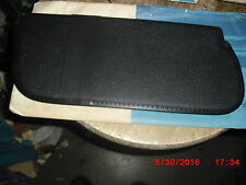 1979-83 FORD MUSTANG AND ESCORT NOS BLACK Sunvisor-