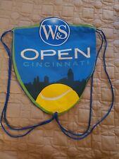 2019 Western & Southern Open Cincinnati Atp Tennis Tournament Blue Bag backpack