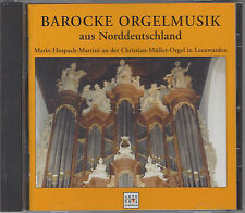 Mario HOSPACH-MARTINI an der Christian Müller Orgel in Leeuwarden / 2003er CD !!