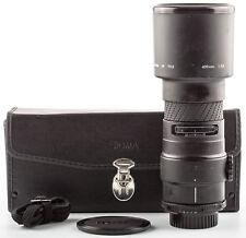 Sigma AF Tele 400mm 5,6 APO Nikon AF SHP 56434