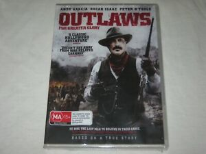 Outlaws - Andy Garcia - Brand New & Sealed - Region 0 - DVD