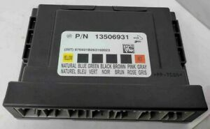 14 15 16 17 ATS SIERRA CTS CHEVY SS BCM 13506931 BODY CONTROL MODULE CAPRICE