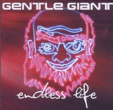 Gentle Giant - Endless Life (Live) (2002)  2CD  NEW/SEALED  SPEEDYPOST