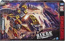 Hasbro Transformers War for Cybertron: Siege Titan Class Omega Supreme Figure