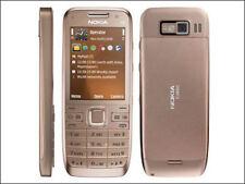 Nokia E52 Smartphone Klassik Handy Ohne Simlock Cell Phone Mobiltelefon - Gold