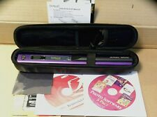 VUPOINT MAGIC WAND HANDHELD SCANNER -- PDS-ST415-VP -- W/ CASE, COMPLETE -- 4 GB
