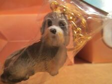 Dandie Dinmont Terrier ~ Key Chain ~ Great Gift Item