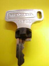 Nos Honda Schlüssel Oem Precut Key  T6796 Honda CB 750 Four K0 Sandcast