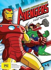 The Avengers - Complete Collection (DVD, 2012, 4-Disc Set) - Region 4
