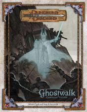 Ghostwalk Dungeons & Dragons 3.5 New Wizards Monte Cook