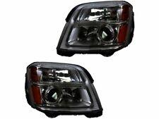 For 2010-2015 GMC Terrain Headlight Assembly Set 48991VR 2011 2012 2013 2014