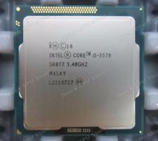 Intel Core i5 3570 3.4GHz 6M LGA-1155 Ivy Bridge CPU(3.8GHz Boost)+Thermal Paste