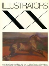 ILLUSTRATORS XX: The Twentieth Annual of American Illustration 1979 Oversized ..