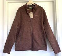 New With Tags $169 KATHMANDU Aikman Altica 200 Fleece Jumper Jacket XL #18454