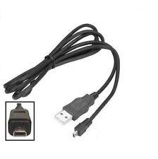 USB Daten Sync / Foto Übertragung Kabel Kabel für Panasonic Lumix DMC-FX9