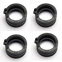 Carb Carburetor Intake Manifold Boots For Honda CBR600F2 91-94 CBR600F3 95-96