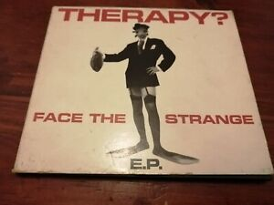 Therapy? - Face The Strange EP A&M Records – 580 305-2 Digipack 1993