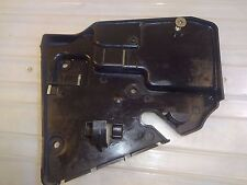 Yamaha 1985 V-MAX 1200 VMX12 Left Frame Electrical Mount Plate Cover Wire Chase