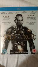 KICKBOXER VENGEANCE BLU-RAY JEAN-CLAUDE VAN DAMME NEW & SEALED AS OUTER COVER