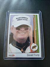 1989 Upper Deck Donald Trump Ken Griffey Jr. Rookie Parody ACEO Baseball Card RC