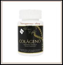COLAGENO Capsulas (TONIC LIFE) Antioxidantes, Articulaciones, Cabello y Uñas,