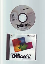 MICROSOFT OFFICE 97 PROFESSIONAL - WORD_ACCESS_EXCEL_POWERPOINT_OUTLOOK FULL VGC