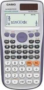 Casio FX-991DE Plus Wissenschaftlicher Taschenrechner für Schuleinsatz/ Studium